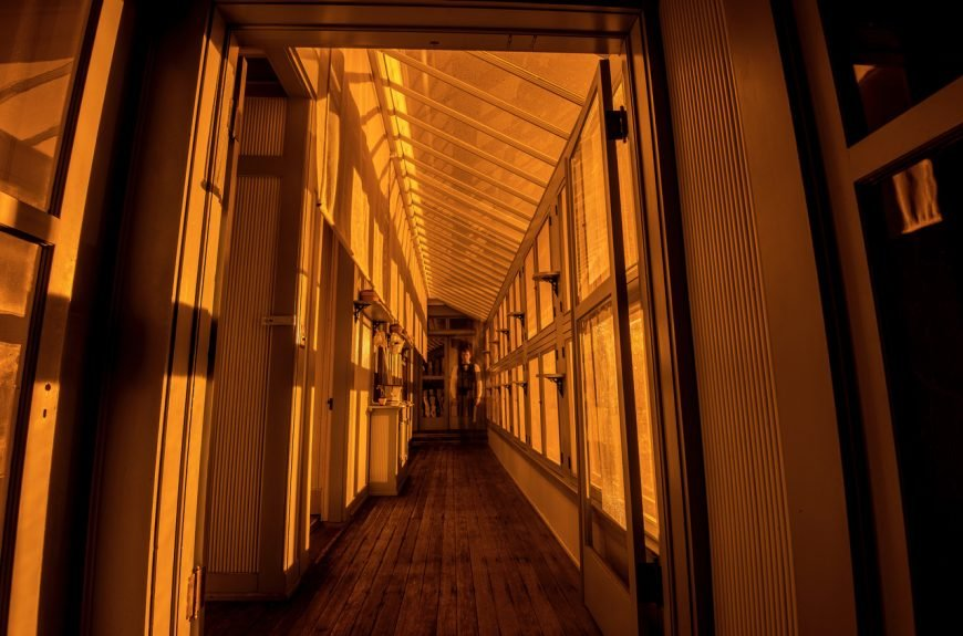 The Season of Long Shadows and Foreboding at Winchester Mystery House