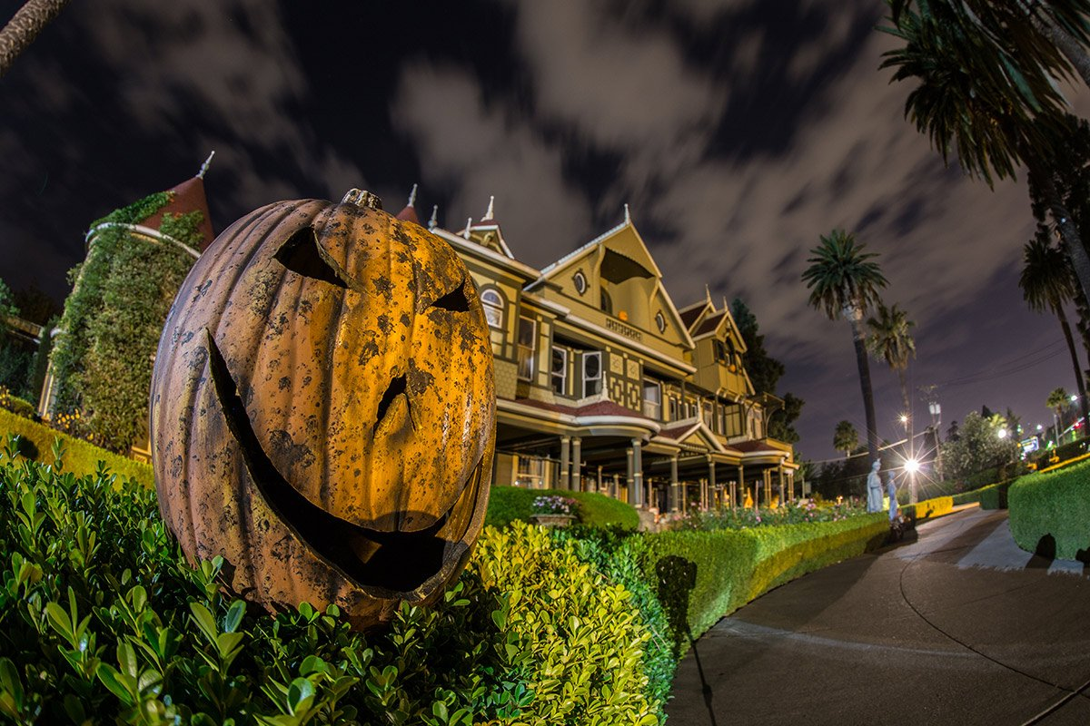 Seasonal Tours at the Winchester Mystery House