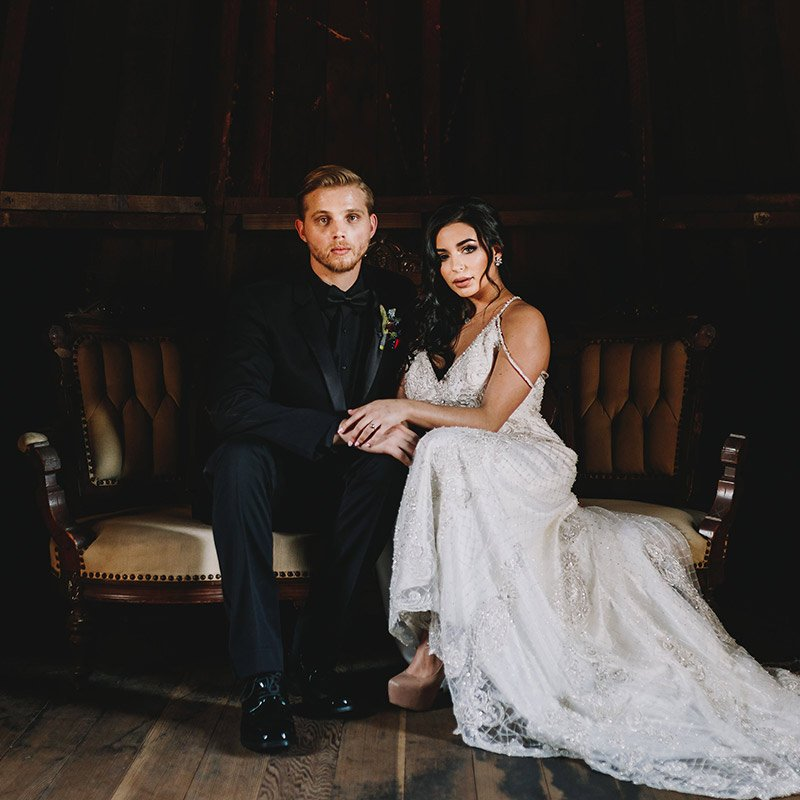 Weddings at the Winchester Mystery House