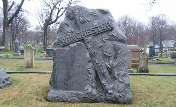 """""""Babie Annie' Winchester's Grave Restored With Donations From WMH Fans"""