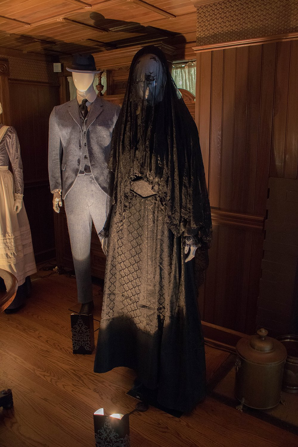 Costumes used in the Winchester Movie